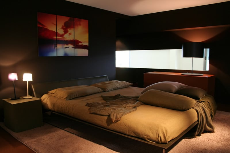 garage converted to bedroom
