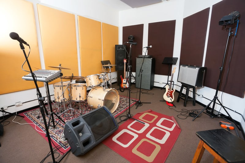 garage to studio